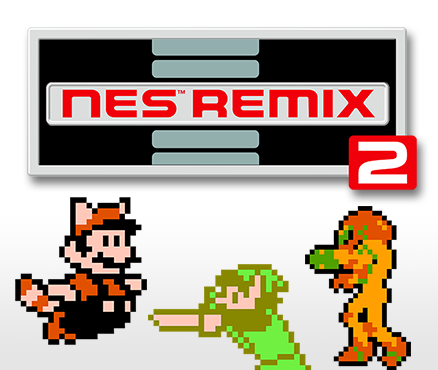 Ya disponible en Nintendo eShop: NES™ Remix 2
