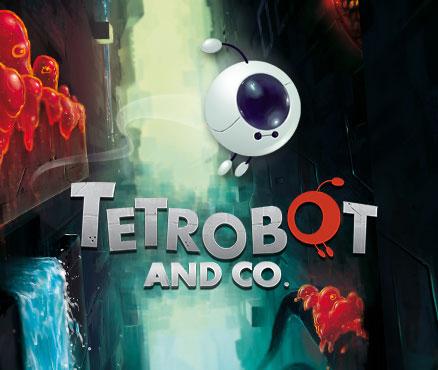 بازی tetrobot and co