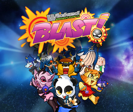 Wicked Monsters Blast! HD PLUS