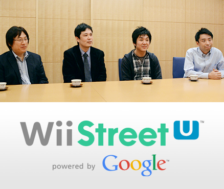 Iwata Asks: Wii Street U powered by Google