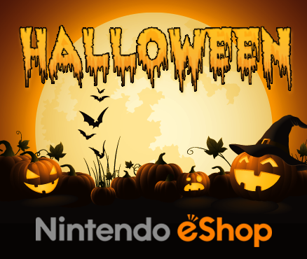 Pick up a treat in the Nintendo eShop sale this Hallowe'en!