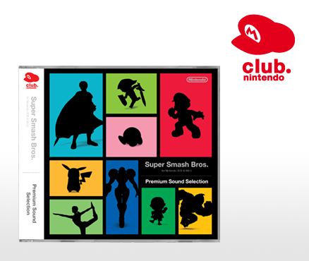 Find out how you could claim a Super Smash Bros. soundtrack CD via Club Nintendo!
