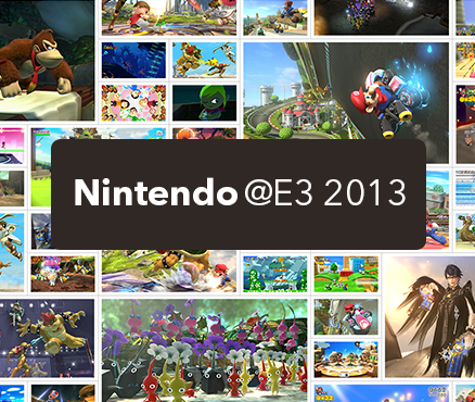 Get the latest on upcoming and future titles with Nintendo Direct @E3!