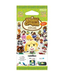 Tarjetas amiibo Animal Crossing serie 1