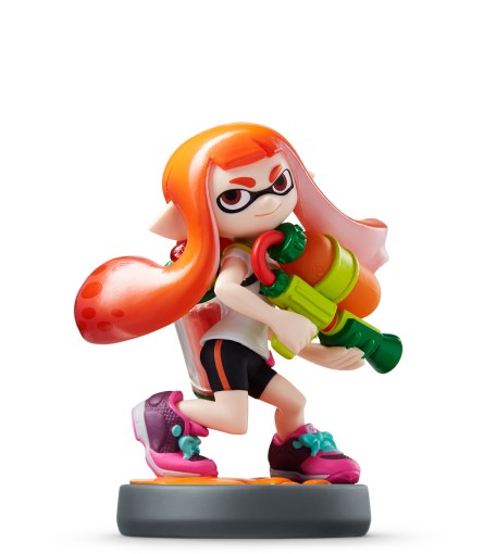 Inkling chica