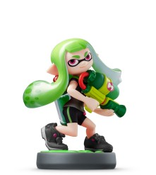 Inkling chica (verde lima)