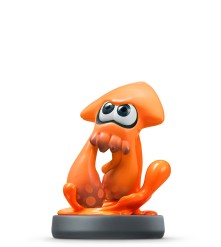 Inkling Squid (Orange)