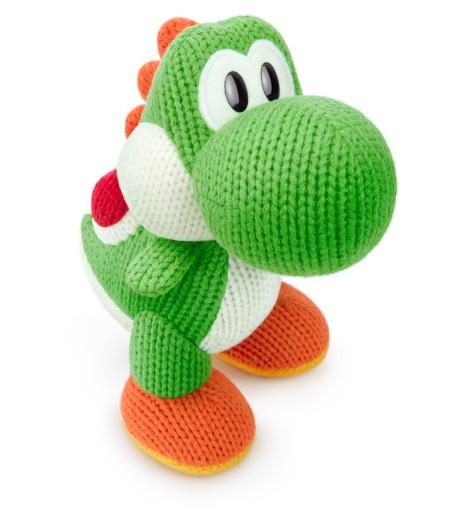 Mega Yarn Yoshi | Yoshi's Woolly World Collection | Nintendo