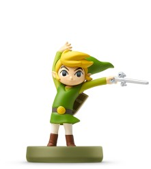 Link cartoon (The Wind Waker)