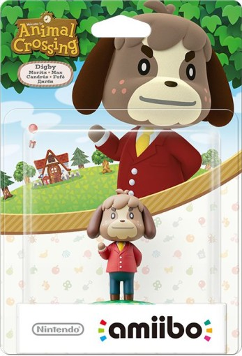 digby animal crossing collection nintendo