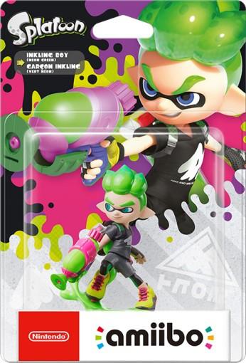 Inkling Boy | Splatoon Collection | Nintendo