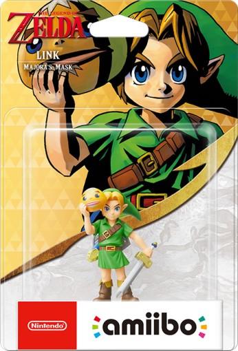 Link (Majora's Mask)   The Legend of Zelda Collection   Nintendo