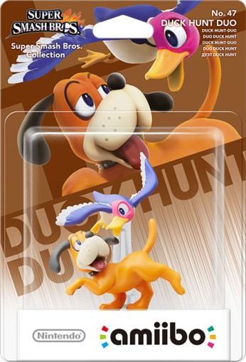 Duck Hunt-duo