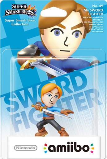 Mii Sword Fighter