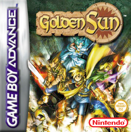 Golden Sun Game Boy Advance Juegos Nintendo