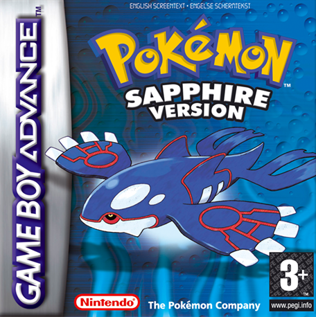 Image result for pokemon sapphire