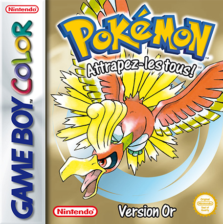 Pokémon Version Or