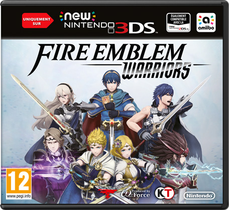 Fire Emblem Warriors