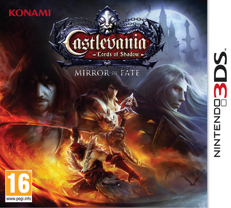 Castlevania Lords of Shadow Mirror of Fate 3D Decrypted 3DS EUR