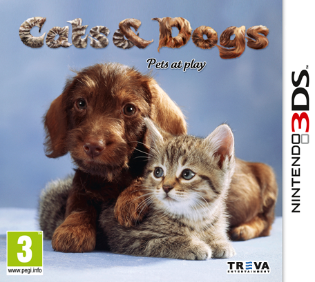 Cats & Dogs 3D - Pets at play