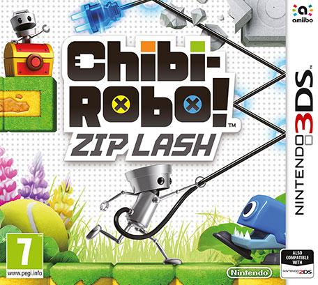 Chibi Robo Zip Lash CIA 3DS USA