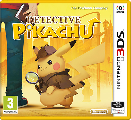 Image result for detective pikachu case