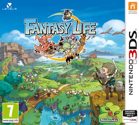 Partie online de Fantasy Life
