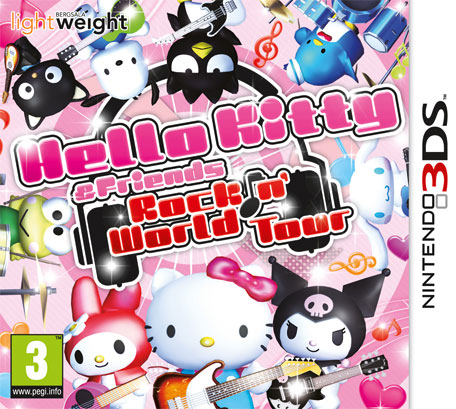 Hello Kitty & Friends: Rockin' World Tour