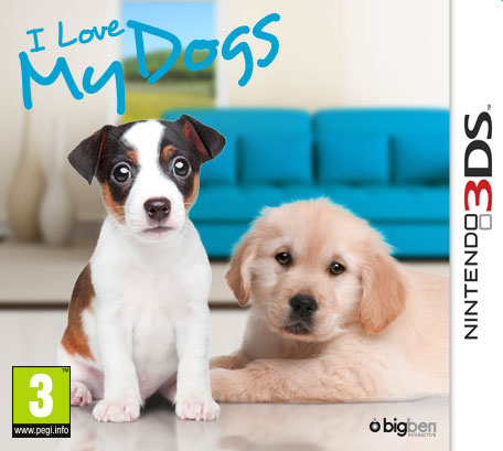 Image of: Dogs Love My Dogs The Escapist Love My Dogs Nintendo 3ds Games Nintendo