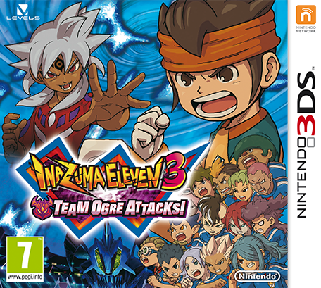 Inazuma Eleven 3: Team Ogre Attacks!