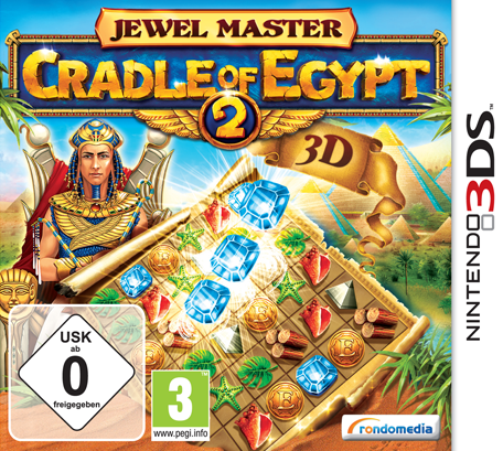 Jewel Master Cradle of Egypt 2 3D