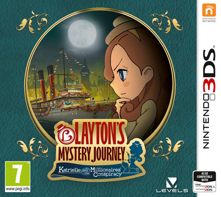 LAYTON'S MYSTERY JOURNEY™: Katrielle and the Millionaires' Conspiracy