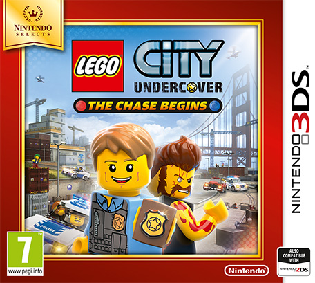 LEGO CITY Undercover: The Chase Begins | Nintendo 3DS | Games | Nintendo