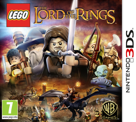 Lego Lord Of The Rings 3ds Cheats