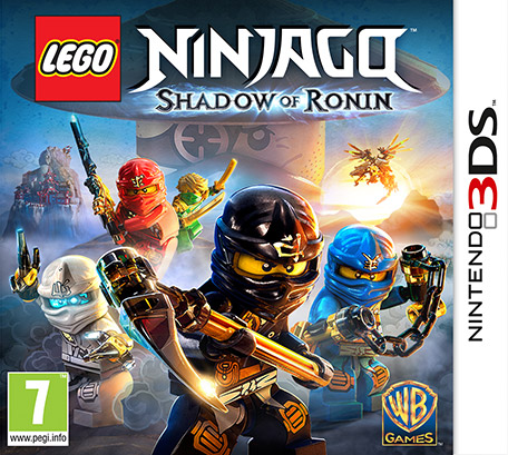 LEGO® Ninjago™: Shadow of Ronin | Nintendo 3DS | Games ...