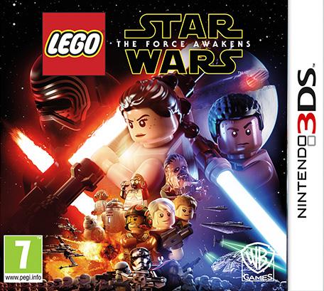 Lego Star Wars The Force Awakens Nintendo 3ds Games Nintendo