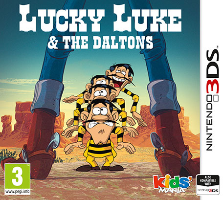 Lucky Luke & The Daltons