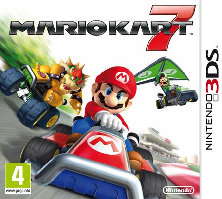 mario kart 7 nintendo 3ds jogos nintendo. Black Bedroom Furniture Sets. Home Design Ideas