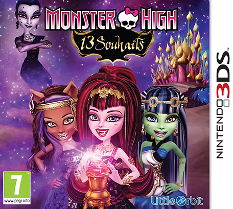 Monster High? 13 Souhaits