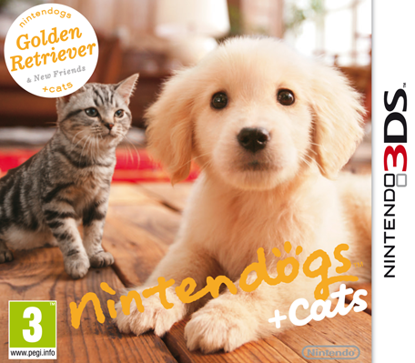 Nintendo Ds Dog And Cat Games