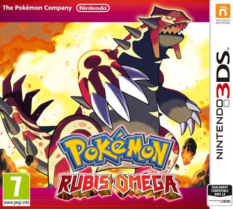 Pokémon Rubis Oméga/Saphir Alpha