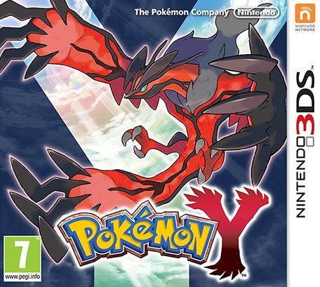 Pokemon Y Nintendo 3ds Juegos Nintendo