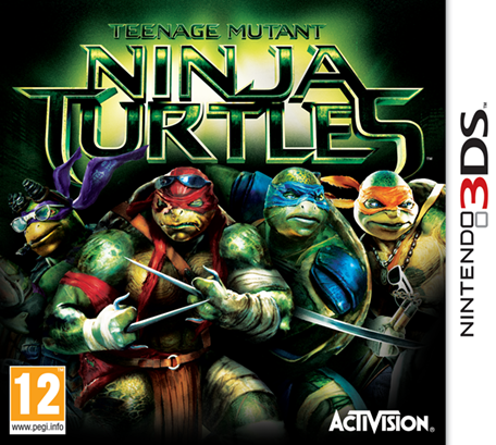 teenage mutant ninja turtles spiele