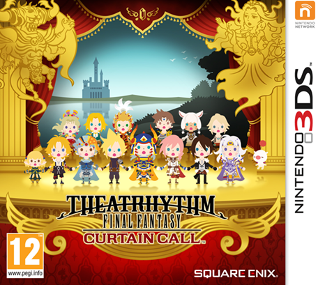THEATRHYTHM FINAL FANTASY CURTAIN CALL™