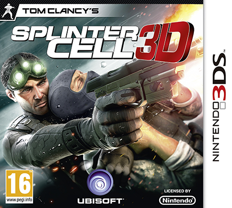 Tom Clancy S Splinter Cell 174 3d Nintendo 3ds Giochi