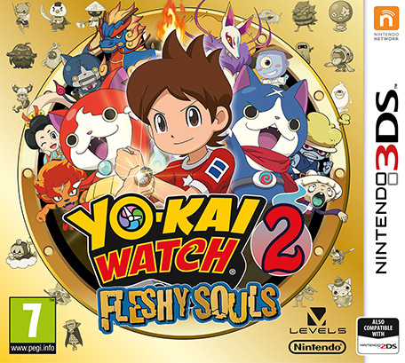 YO-KAI WATCH® 2: Fleshy Souls