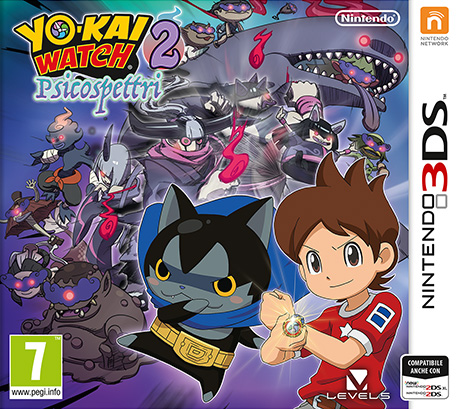 YO-KAI WATCH® 2: Psicospettri