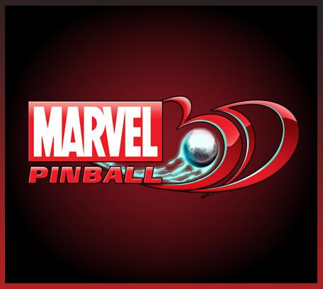 Marvel pinball 3d