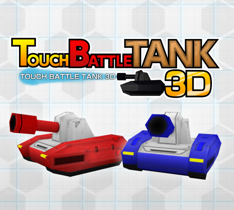 Touch Battle Tank 3D