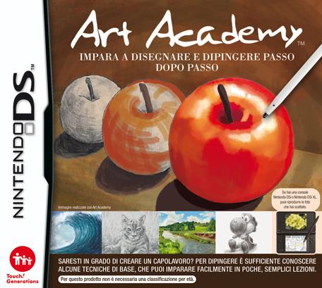 Top Art Academy: Impara a disegnare e dipingere passo dopo passo  HZ97